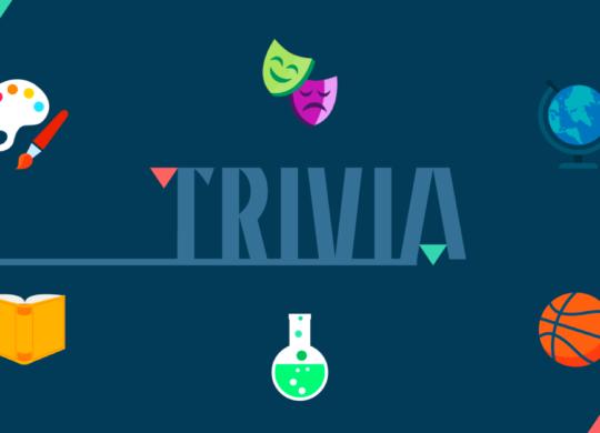 Trivia Quiz cover image