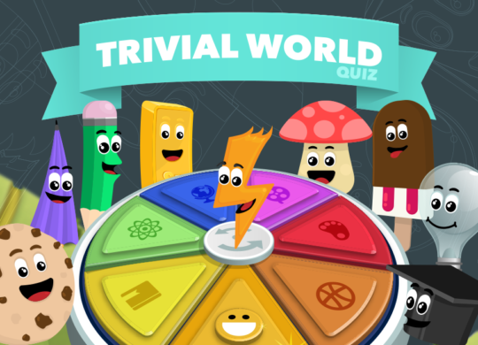 Trivial World Quiz